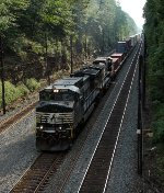 NS 20R at Mile 255 Pittsburgh Line